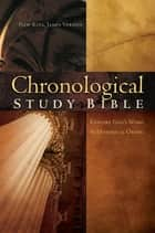 The Chronological Study Bible (NKJV) ebook by Thomas Nelson