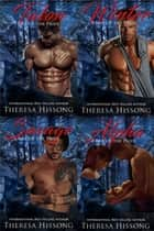 Rise of the Pride Box Set (Books 1-4) ebook by Theresa Hissong