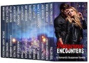 Dangerous Encounters - Thirteen Romantic Suspense Novels ebook by Nikki Lynn Barrett,Denise Moncrief,Jade Kerrion