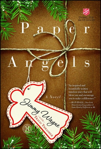 Paper Angels - A Novel ebook by Jimmy Wayne