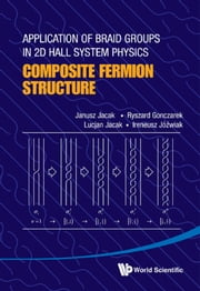 Application of Braid Groups in 2D Hall System Physics - Composite Fermion Structure ebook by Janusz Jacak,Ryszard Gonczarek,Lucjan Jacak;Ireneusz Jóźwiak