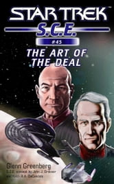 Star Trek: The Art of the Deal ebook by Glenn Greenberg
