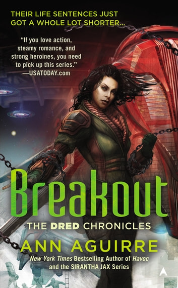 Breakout ebook by Ann Aguirre