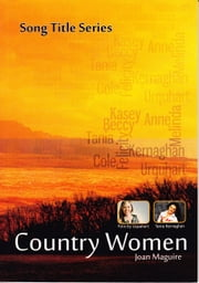 Country Women - Song Title Series, #6 ebook by Joan Maguire