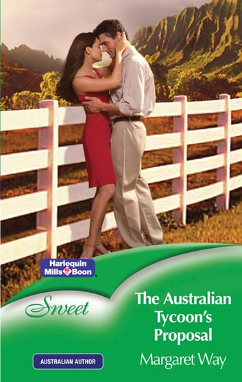 The Australian Tycoon's Proposal ebook by Margaret Way