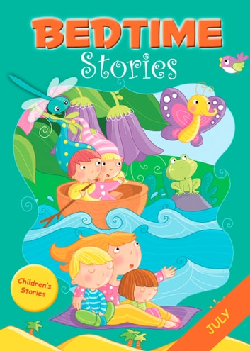 31 Bedtime Stories for July ebook by Sally-Ann Hopwood,Bedtime Stories