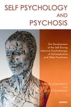 Self Psychology and Psychosis - The Development of the Self during Intensive Psychotherapy of Schizophrenia and other Psychoses ebook by David Garfield, Ira Steinman