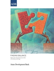 Finding Balance - Making State-Owned Enterprises Work in Fiji, Samoa, and Tonga ebook by Asian Development Bank