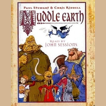 Muddle Earth audiobook by Chris Riddell,Paul Stewart