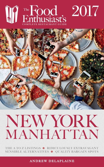 Manhattan - 2017 ebook by Andrew Delaplaine