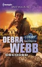 Decoded ebook by Debra Webb