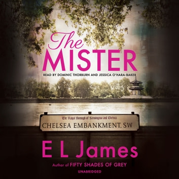 The Mister audiobook by E L James