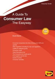 The Easyway Guide To Consumer Law ebook by David Marsh