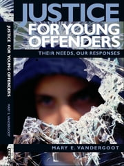 Justice for Young Offenders: - Their Needs, Our Responses ebook by Mary Vandergoot