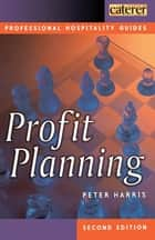 Profit Planning ebook by Peter Harris
