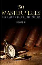 50 Masterpieces you have to read before you die vol: 2 (Kathartika™ Classics) ebook by Lewis Carroll, Mark Twain, Jules Verne,...