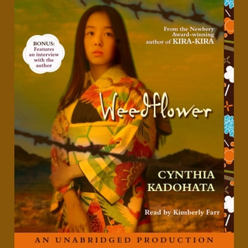 Weedflower audiobook by Cynthia Kadohata