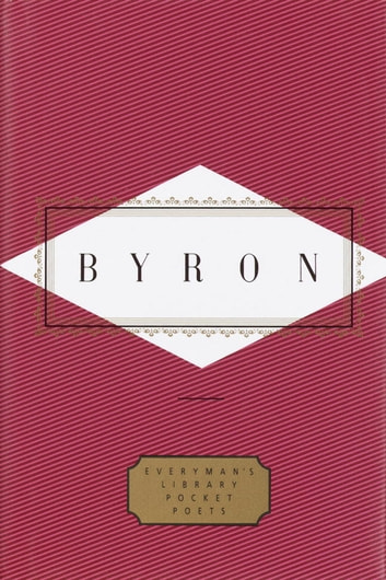 Byron: Poems eBook by Lord G. Gordon Byron