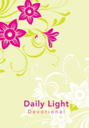 Daily Light Devotional ebook by SCM Compilation