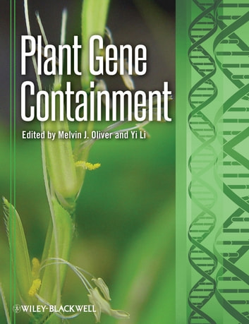 Plant Gene Containment ebook by