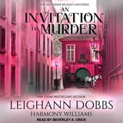 An Invitation To Murder audiobook by Leighann Dobbs, Harmony Williams