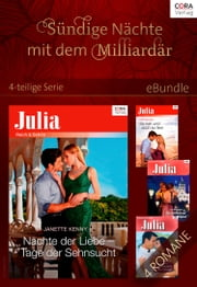 Sündige Nächte mit dem Milliardär - 4-teilige Serie ebook by Janette Kenny, Kate Walker, Carole Mortimer,...