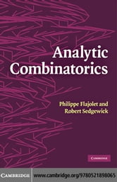 Analytic Combinatorics ebook by Flajolet,Philippe