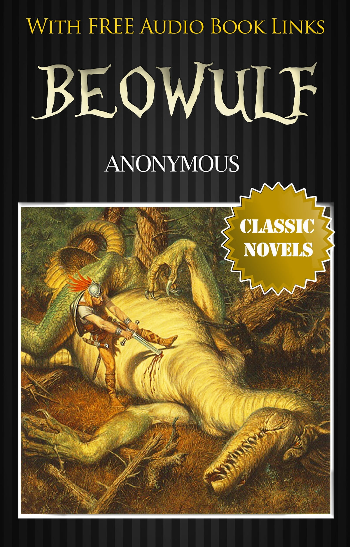 BEOWULF Classic Novels: New Illustrated [Free Audio Links ...