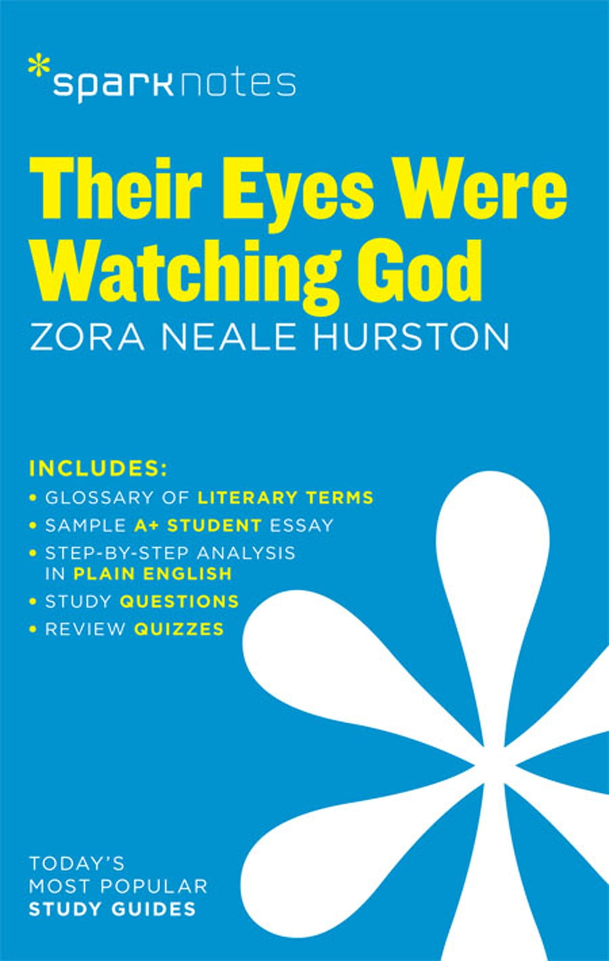 Their Eyes Were Watching God SparkNotes Literature Guide eBook by SparkNotes  - 9781411471917 | Rakuten Kobo