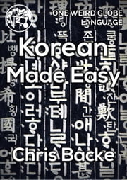 Korean Made Easy ebook by Chris Backe