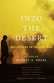 Into the Desert: Reflections on the Gulf War ebook by Jeffrey Engel