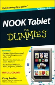NOOK Tablet For Dummies ebook by Corey Sandler