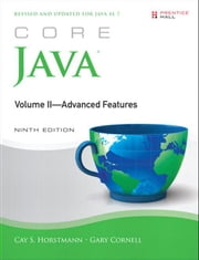 Core Java® Volume II-Advanced Features ebook by Horstmann, Cay S