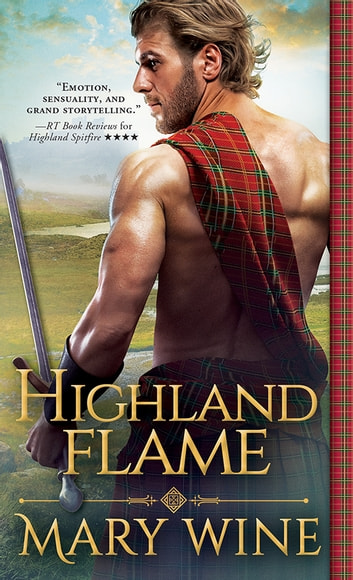 Highland Flame ekitaplar by Mary Wine