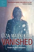Vanished ebook by Liza Marklund