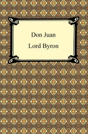 Don Juan ebook by Lord George Gordon Byron