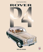 Rover P4 - Revised Paperback Edition ebook by Malcolm Bobbitt