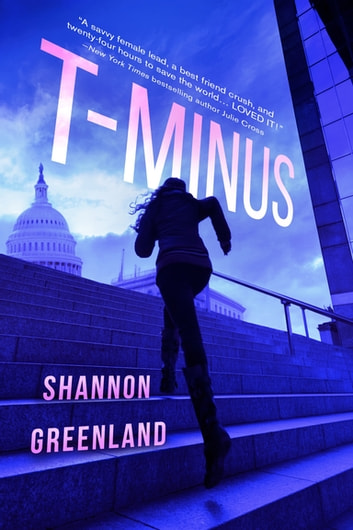 T-Minus ebook by Shannon Greenland