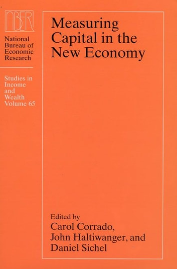 Measuring Capital in the New Economy ebook by