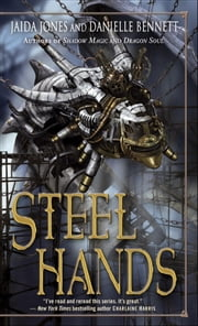 Steelhands ebook by Jaida Jones,Danielle Bennett