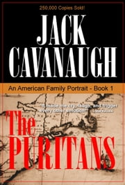The Puritans (American Family Portrait #1) ebook by Jack Cavanaugh