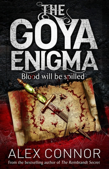 The Goya Enigma ebook by Alex Connor