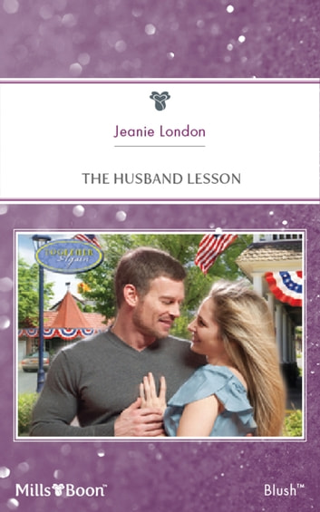 The Husband Lesson ebook by Jeanie London