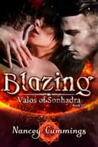Blazing ebook by Nancey Cummings
