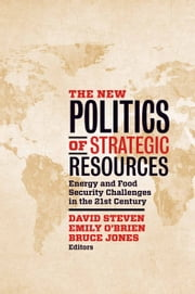 The New Politics of Strategic Resources - Energy and Food Security Challenges in the 21st Century ebook by David Steven,Emily O'Brien,Bruce D. Jones