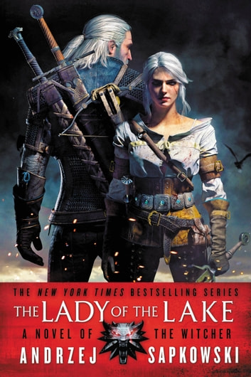 The Lady of the Lake ebook by Andrzej Sapkowski