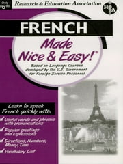 French Made Nice & Easy ebook by The Editors of REA