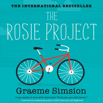 The Rosie Project livre audio by Graeme Simsion