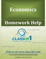 Okun's law and Unemployment Inflation Trade off ebook by Homework Help Classof1