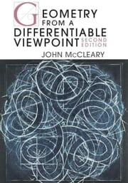 Geometry from a Differentiable Viewpoint ebook by McCleary, John